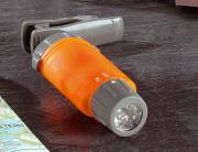 BRESSER LED Torcia luce bianca
