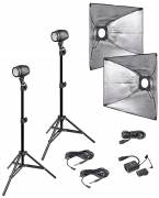 BRESSER P-250 Kit Flash da Studio No. 2