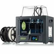 Stampante 3D WIFI BRESSER T-REX² con 2 estrusori