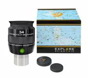 "EXPLORE SCIENTIFIC 68° Ar Oculare 34mm (2"")"