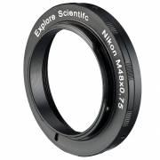Anello adattatore M48x0.75 EXPLORE SCIENTIFIC per Fotocamere Nikon