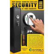 Barska BioMetric Gun Cassaforte