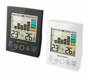 Igrometro digitale BRESSER MA con allarme antimuffa