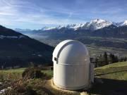 Osservatorio PULSAR 2,7m - versione alta