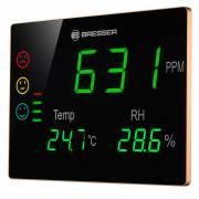 BRESSER XXL CO² Monitor di qualità dell'aria