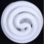 Lampadina a spirale BRESSER JDD-8 a forma di fungo luce diurna E27/32W