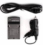 Caricabatterie BRESSER per Batterie della Serie NP-F