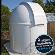 Osservatorio PULSAR 2,2m - versione alta