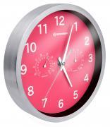 Orologio da parete Termo-/ Igrometro BRESSER MyTime 25cm - pink