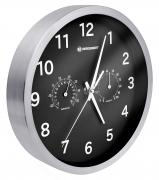 Orologio da parete Termo-/ Igrometro BRESSER MyTime 25cm - nero