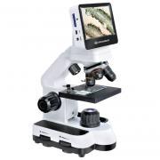BRESSER Microscopio LCD toccare 40x-1400x