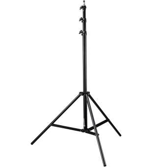BRESSER BR-TP300R Stativo 300cm per Flash da studio / Luce continua