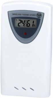 BRESSER Sensore termoigrometrico a 5 canali per stazione meteo