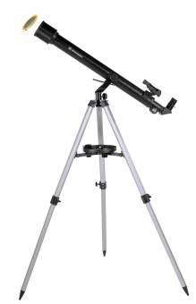Telescopio rifrattore BRESSER Stellar 60/800 AZ con adattatore per fotocamera smartphone