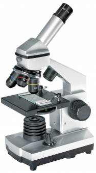 Microscopio BRESSER JUNIOR Biolux CA 40x-1024x
