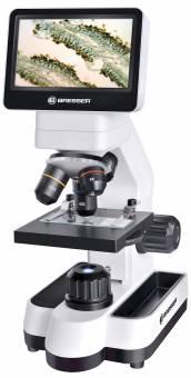 Microscopio BRESSER Biolux Touch LCD