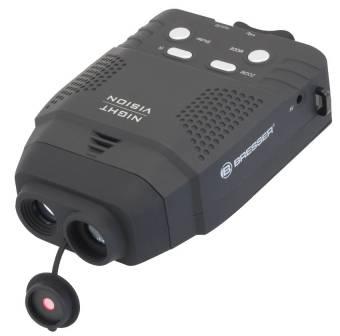 BRESSER Visore notturno digitale 3x14 con funzione di ripresa
