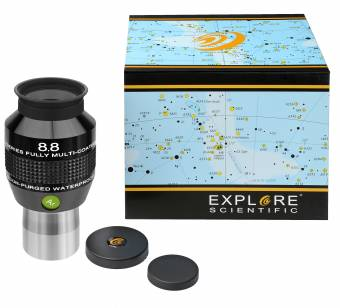 "Explore Scientific 82° Ar Oculare 8,8mm (1,25"")"