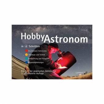OCULUM VERLAG - Hobby-Astronom in 4 Schritten (Libro in Lingua tedesca)