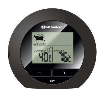 BRESSER Termometro per Barbecue BT4
