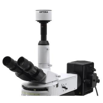 """Optika Optikam B9 Camera passo """"C"""" e da Oculare"""