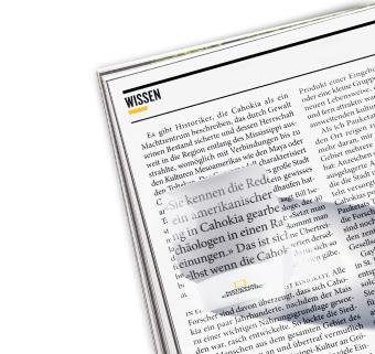 National Geographic Lente d'ingrandimento 2,5x