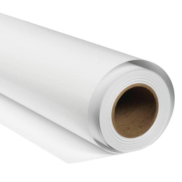BRESSER SBP01 Fondale in Carta 2,72 x 11m Bianco Artico