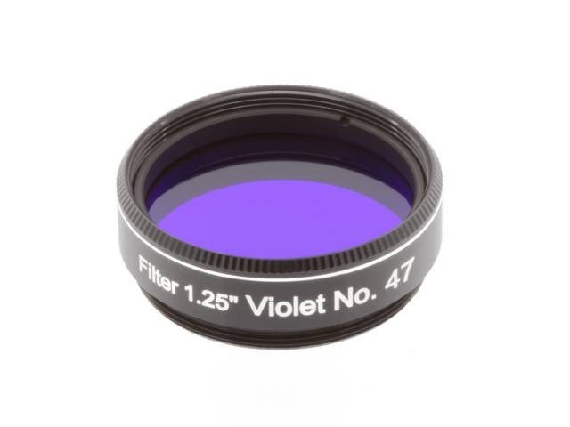 "Filtro EXPLORE SCIENTIFIC 1.25"" Violetto num.47"