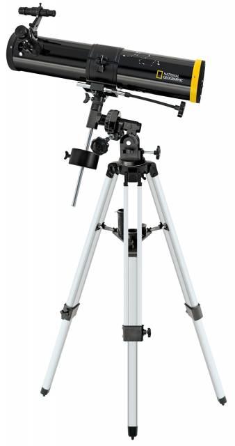 Telescopio riflettore NATIONAL GEOGRAPHIC 76/700 EQ