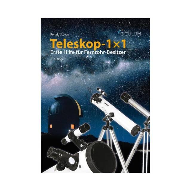 OCULUM VERLAG - Teleskop-1x1 (Libro in Lingua tedesca)