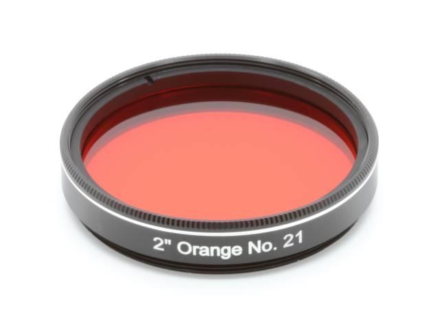 """Filtro EXPLORE SCIENTIFIC 2"""" Arancione num.21"""