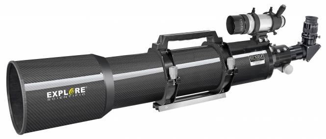 EXPLORE SCIENTIFIC ED APO 102mm f/7 FCD-1 CF v2.0