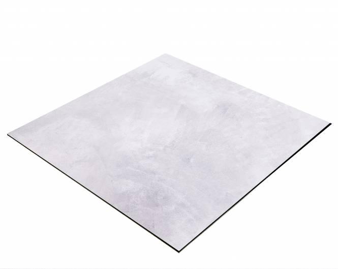Sfondo BRESSER Flat Lay per Foto dall'Alto 40x40 cm Colore Effetto cemento grigio chiaro