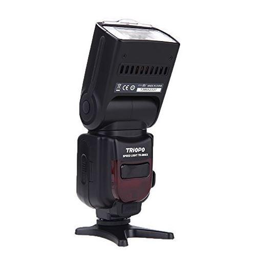 Flash compatto Triopo TR-586N TTL per Nikon