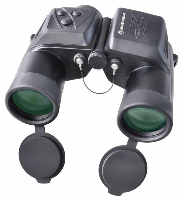 Binocolo 7x50 BRESSER GPS