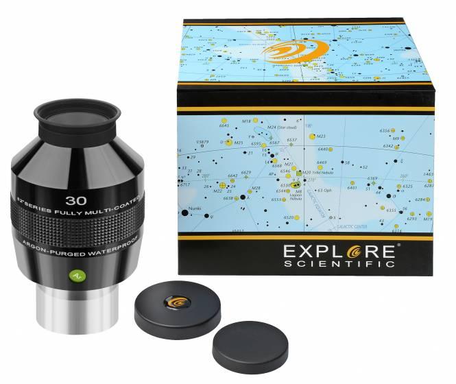 """EXPLORE SCIENTIFIC 82° Ar Oculare 30mm (2"""")"""