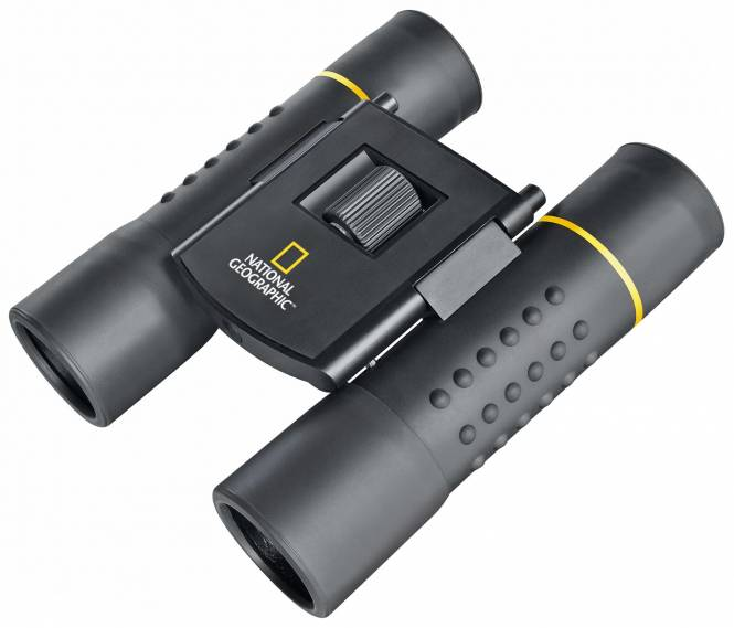 NATIONAL GEOGRAPHIC 10x25 Binocolo