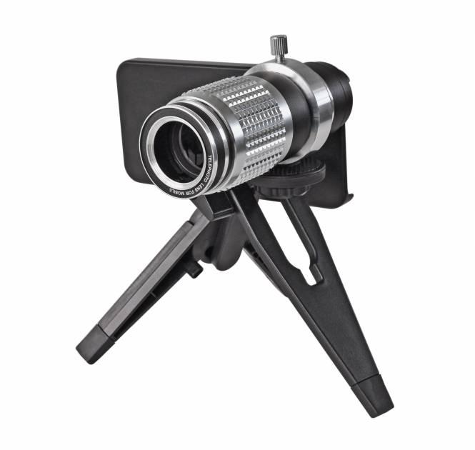 BRESSER Smartphone Telephoto Spotting Scope 17x