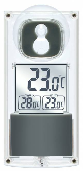 Bresser Solar Window Thermometer