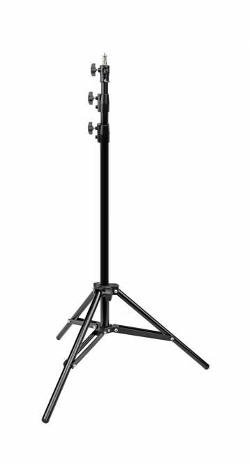 Stativo da lampada BRESSER BR-TP220 a sospensione pneumatica 220 cm