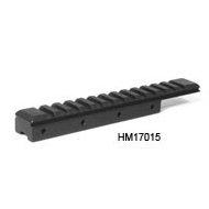 Hawke 1pc Adaptor Picantiny 11mm Supporto Mirino