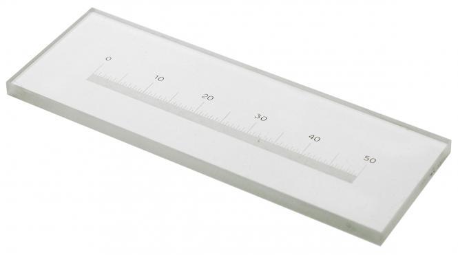Euromex AE.1112 Objectmicrometer 50/500