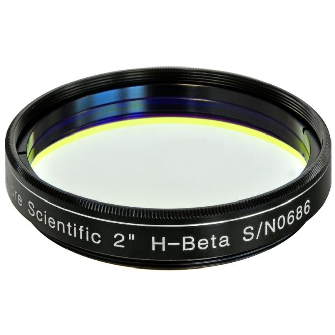 "Explore Scientific 2"" H-Beta Filtro nebulare"