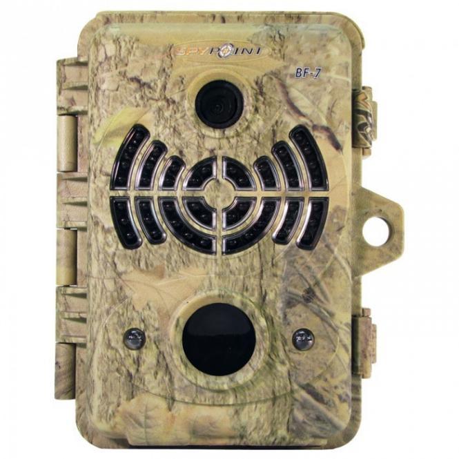 SpyPoint BF-8 Camera traccia e sicurezza 8MP