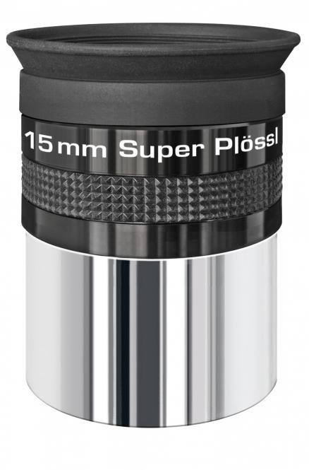 """Bresser Oculare Super Ploessl (1.25"""") 15mm"""