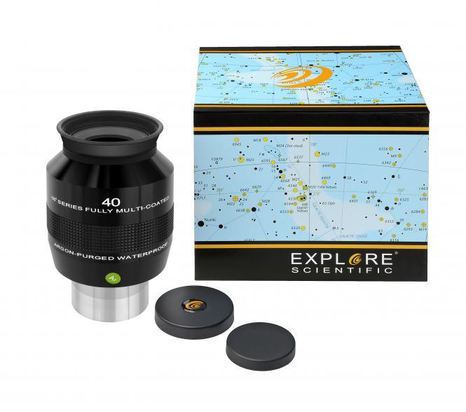 """Explore Scientific 68° Ar Oculare 40mm (2"""")"""