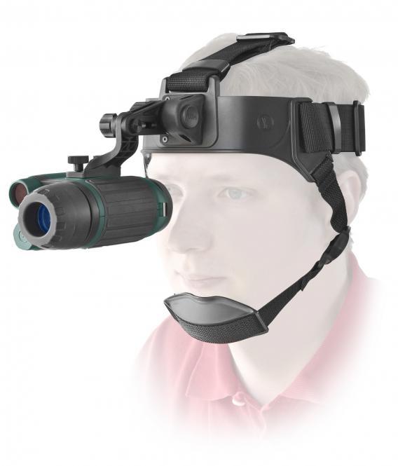 YUKON Spartan 1x24 Night Vision incl. head mount