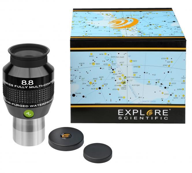 """Explore Scientific 82° N2 Oculare 8,8mm (1,25"""")"""