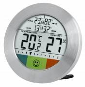 BRESSER Temeo Hygro Circuitu Termometro interno