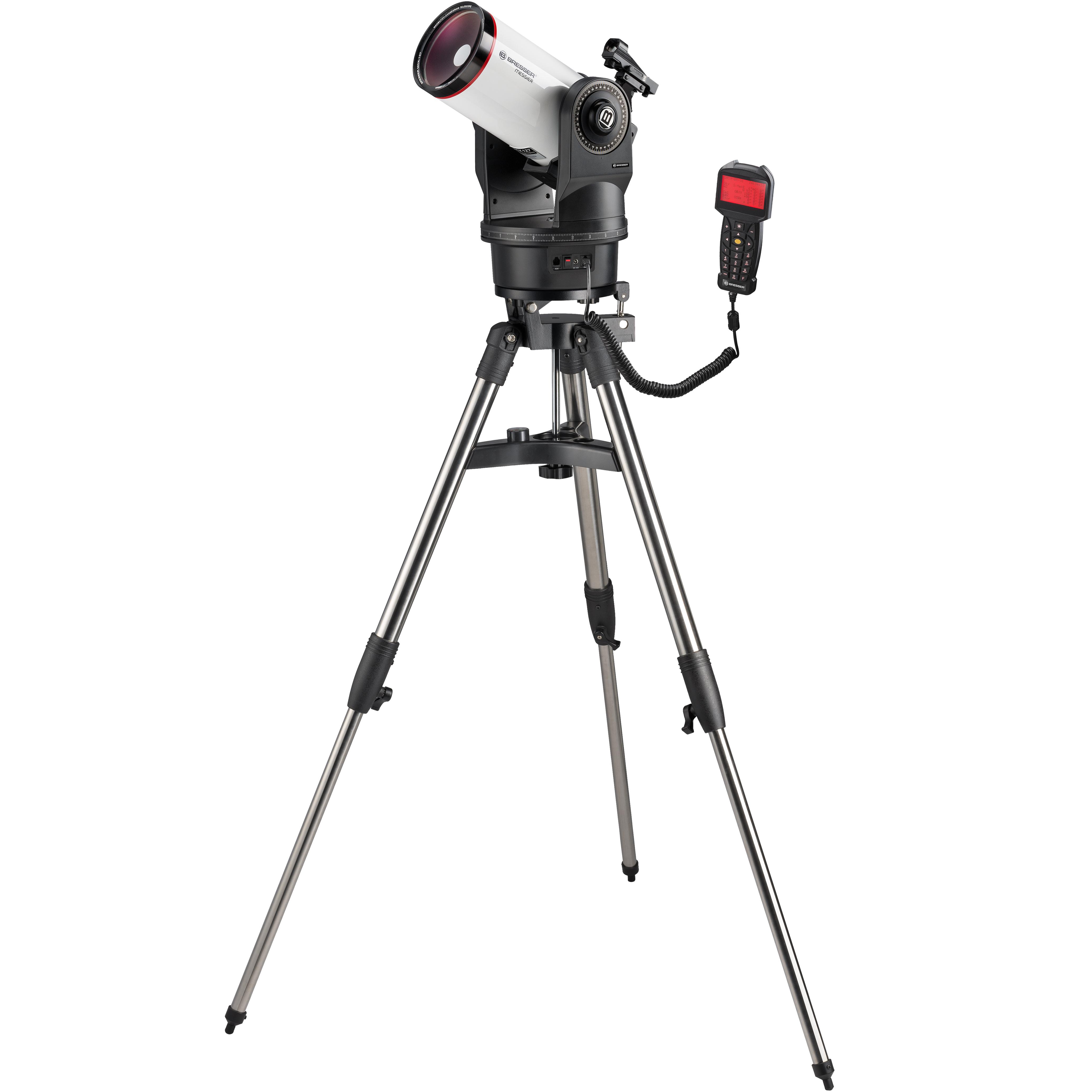 aspetto dettagliato soddisfare miglior fornitore Telescopio BRESSER EQ/AZ Messier MCX-127 GoTo   acquistare a buon ...